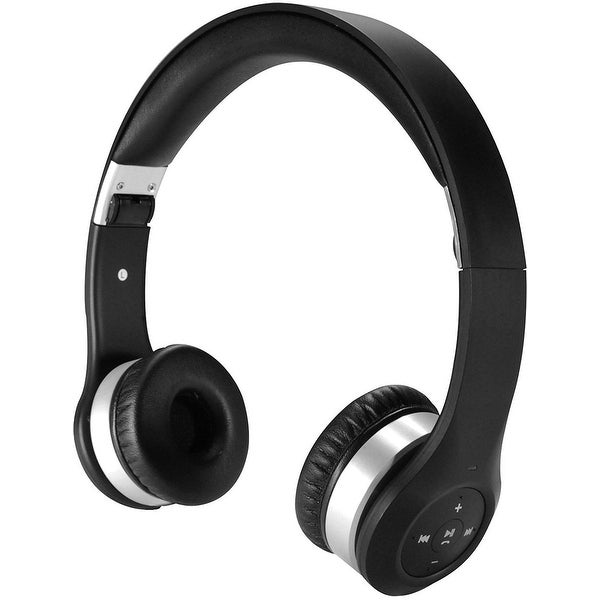 NXG Technology NX-BT-XP2-BLK Wireless Bluetooth-4 Headphones - Black