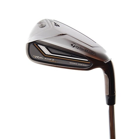 New TaylorMade RocketBladez Max 4-Iron FST Uniflex Steel RH