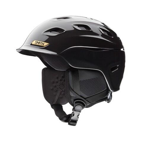 Smith Optics Helmet Womens Vantage AirEvac 2 Ventilation - MATTE BLACK
