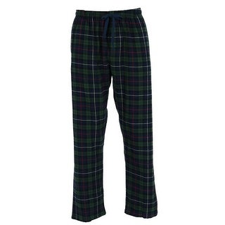 Hanes Men's Flannel Pajama Lounge Pants