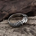 Vienna Jewelry Open Ended Stainless Steel Ring - Thumbnail 3