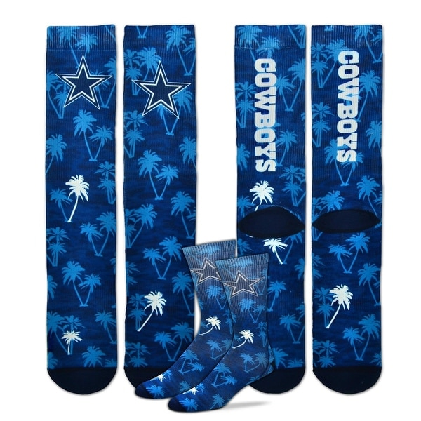 Dallas Cowboys Bananas Socks