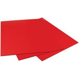 "Red - Bubbalux Ultimate Creative Craft Board 8.5""X11"" 3/Pkg"