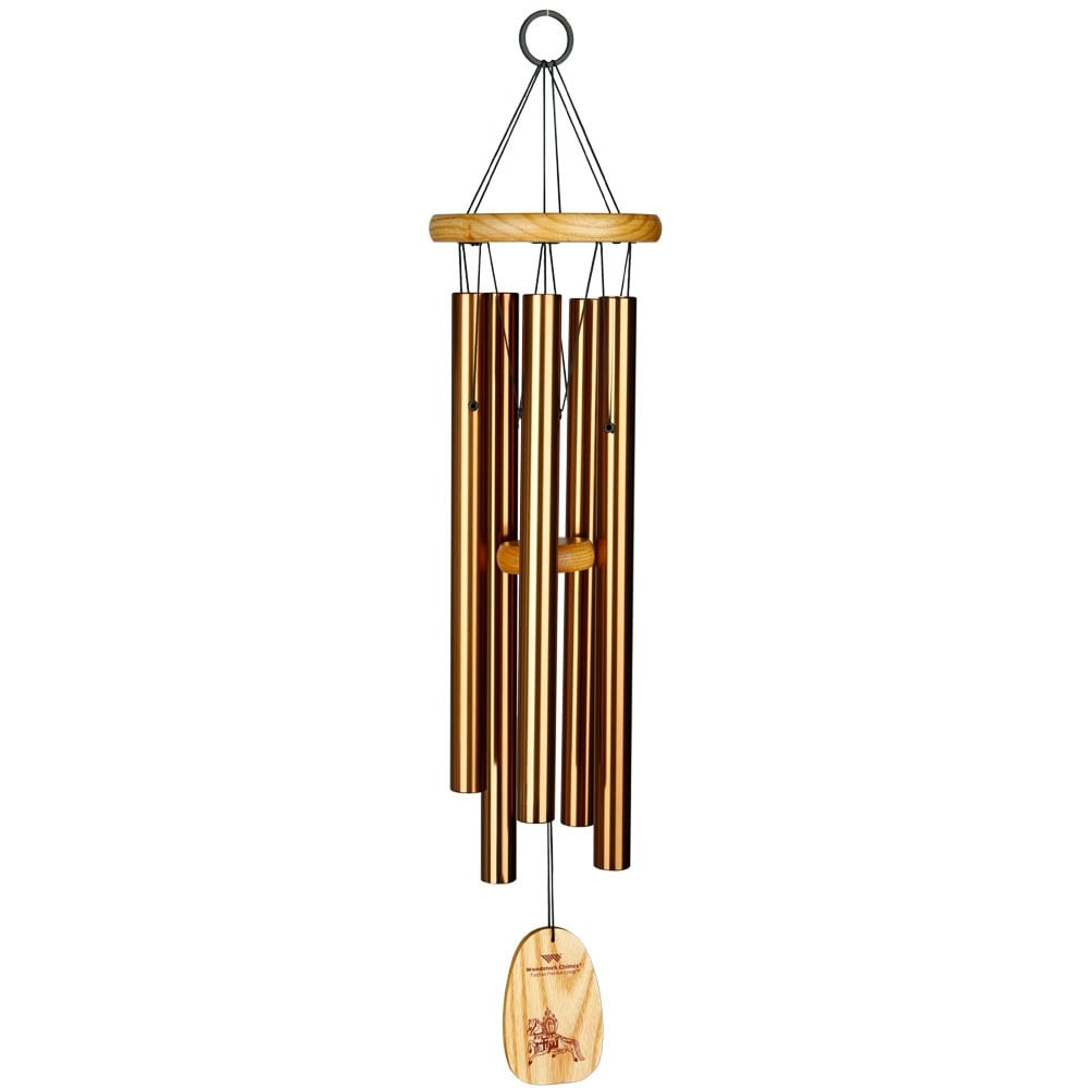 Woodstock Chimes Tibetan Prayer Windchime - Thumbnail 0
