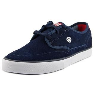 Circa Essential Men Round Toe Leather Skate Shoe