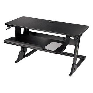 3M Sd60b Precision Standing Desk, Convert Desk To Sit Stand Desk