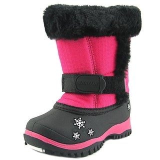 Baffin Lily Round Toe Synthetic Snow Boot