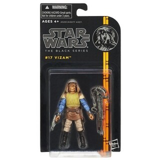 "Star Wars The Black Series 3.75"" Action Figure: Vizam - multi"