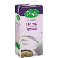 Pacific Natural Foods Hemp Milk, Original, 32 Oz  (Pack of 12)