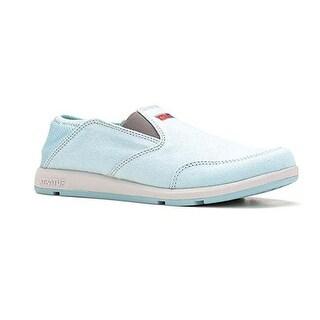 Xtratuf Women's Yellowtail Sky Blue Size 6 Slip On Shoes