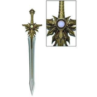 Diablo III Prop El'Druin The Sword Of Justice Prop Sword