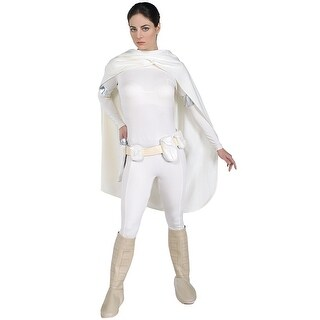 Rubies Deluxe Padme Amidala Adult Costume - White