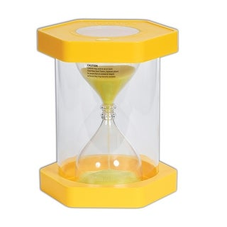 Giant Sand Timer 3 Minute Yellow