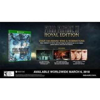 Square Enix Inc - Xb1 Final Fantasy Xv Royal Ed