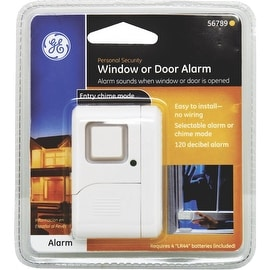 GE Window Alarm