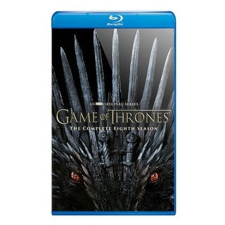 Game of Thrones: The Complete Eighth Season Blu-Ray - REGION A CODED (US CANADA)
