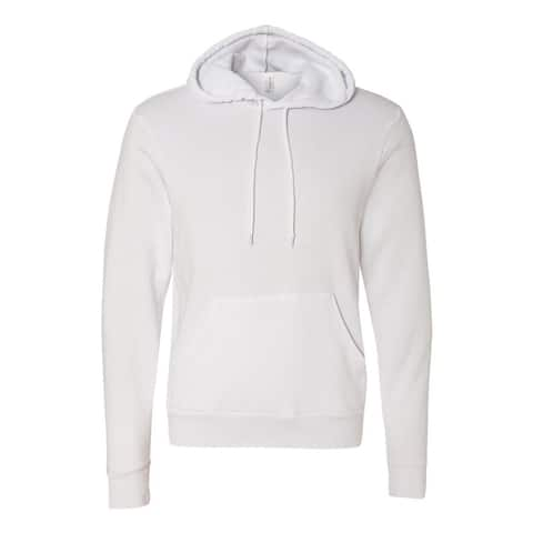 BELLA + CANVAS - Unisex Sponge Fleece Hoodie Sweatshirt