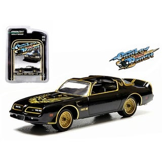 1977 Pontiac Trans Am (Bandit\'s) 'Smokey and the Bandit' (1977) Movie 1/64 Diecast Model Car by Greenlight