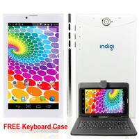 Indigi® 7.0inch Android 4.4 KitKat 3G Factory Unlocked 2-in-1 DualSIM SmartPhone + TabletPC w/ Keycase included