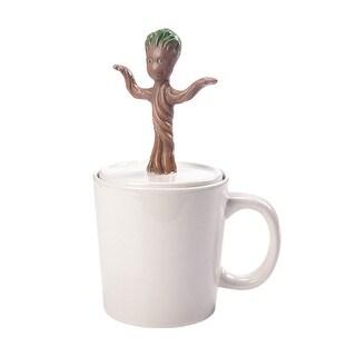 Guardians of the Galaxy Mug Baby Dancing Groot EE Exclusive - Multi