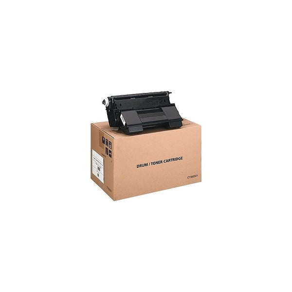 TallyGenicom Toner, Black Toner Cartridge