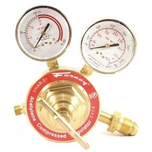 Forney Industries Inc 87101 Regulator Acetylene 2.5 in. 450 Series