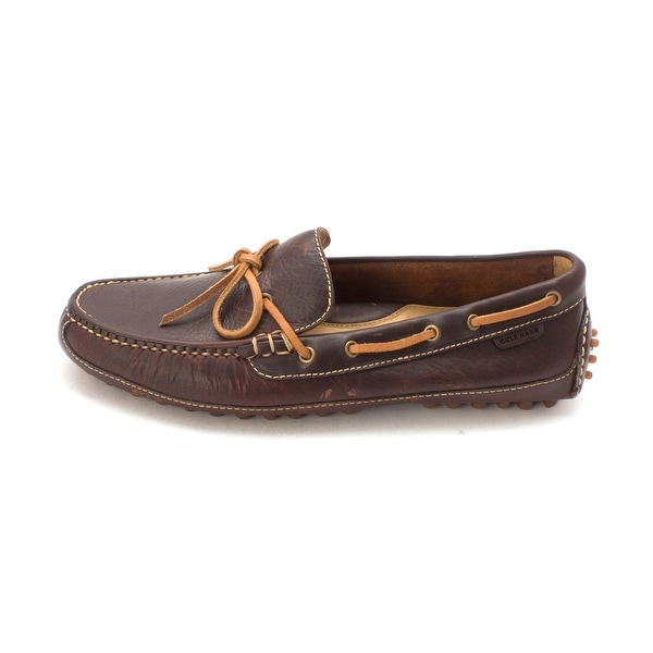 Cole Haan Mens Susiesam Closed Toe Boat Shoes - 8.5