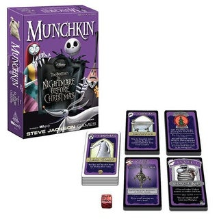 The Nightmare Before Christmas Munchkin - multi