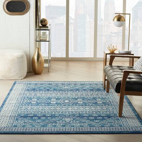 Nourison Passion Geometric Tribal Area Rug