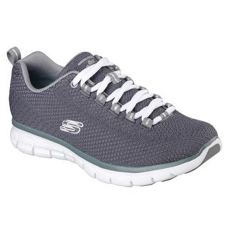 Skechers 11972 GRY SYNERGY-SAFE AND SOUND Walking