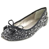 Alfani Camroon Women Black/White Flats
