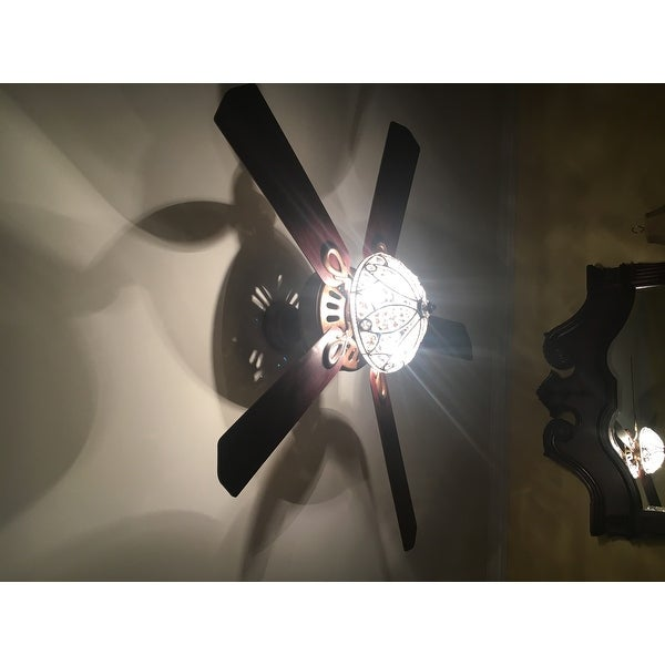 Lights & Lighting Ceiling Lights & Fans Have An Inquiring Mind Modern Simple Ceiling Fan Living Room Bedroom Lighting And Electric Fan Double Function Home Colorful Fan Leaves Pendant Light