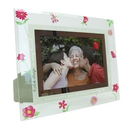 Glass Nana Picture Frame by Russ Berrie