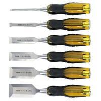 Stanley FatMax 16-971 Short Blade Chisel Set, 6 Piece