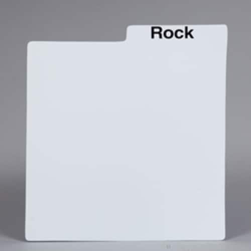 Bags Unlimited Dlpp30 LP Dividers White 30 Gauge