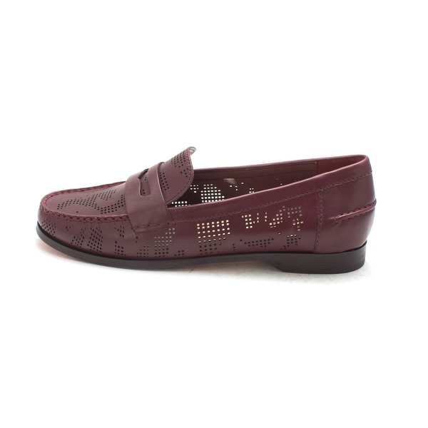 Cole Haan Womens Roswithasam Closed Toe Loafers - 6