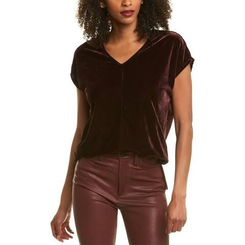 Donna Karan Velvet Tunic