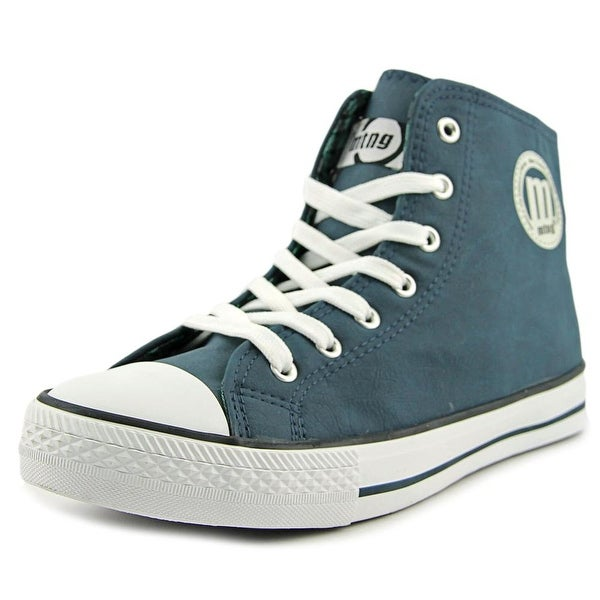 MTNG 15381 Men Synthetic Blue Fashion Sneakers