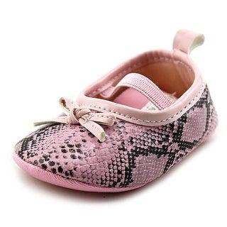 Laura Ashley Mary Jane Infant Round Toe Synthetic Flats