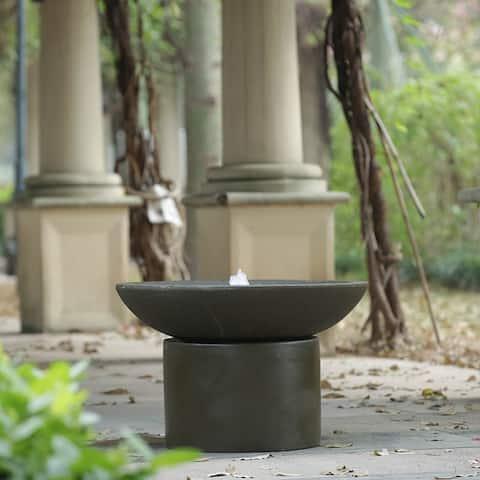 """31.5x31.5x20"""" Bowl Fountain"""