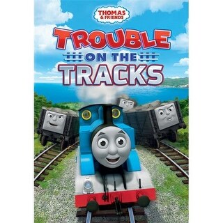 THOMAS & FRIENDS-TROUBLE ON THE TRACKS (DVD)