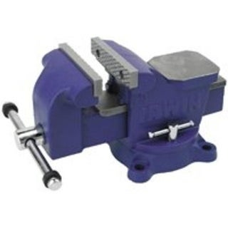 Irwin 226304ZR Heavy Duty Workshop Vise, 4""