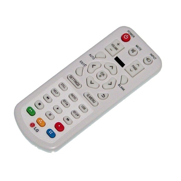 OEM LG Remote Control Specifically For: PB60G, PB60G-JE, PB62G, PG65U, PH300, PH300S, PH300W
