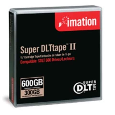 Imation Tape, SUPER DLTtape II, 300/600GB SDLT 600