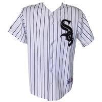 Chicago White Sox Majestic Replica White Jersey Size Medium