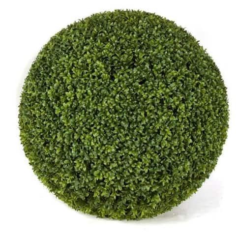 Autograph Foliages A-144324 24 in. Boxwood Ball Green