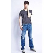 Diesel Men's Jeans Safado Regular Slim-fit Denim Jean 0823C