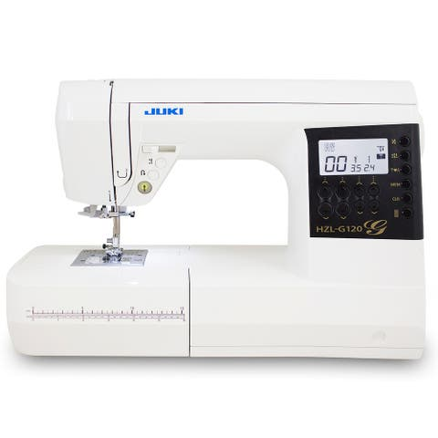 """Juki HZL-G120 Computerized Sewing and Quilting Machine - 1"""" x 1"""" x 1"""""""
