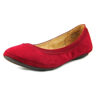 Bandolino Edition   Round Toe Canvas  Flats