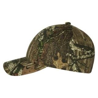 Flexfit Mossy Oak Camouflage Cap
